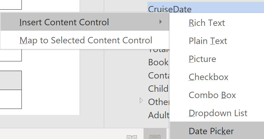 PowerApps: Booking form with automated conversion to PDF